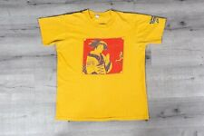 Vintage 1980 Nike Cascade Run Off Geisha Girl Tee Original XL VTG 80s T-shirt