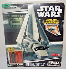 Star Wars Imperial Shuttle - 2006 Target Exclusive - The Saga Collection - NEW!