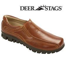 Deer Stags Tan Yorkville Slip-Ons - Men's Size 8