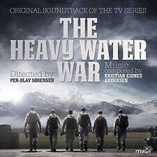 ALAN JOSEPH - HEAVY WATER WAR [ORIGINAL SOUNDTRACK] NEW CD
