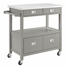 Stainless Steel Kitchen Islands Kitchen Carts Ebay