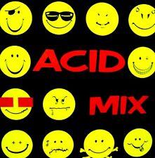 LP - ACID MIX (VARIOUS MIX) HAND SIGNED,MINT,FIRMADO POR J.Mª CASTELLS DJ, NUEVO