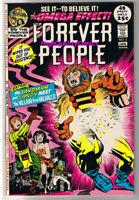 FOREVER PEOPLE #6, VF, Jack Kirby, Darkseid, Sandman, 1972, more JK in store