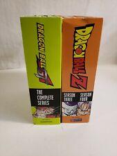 Dragon Ball GT The Complete Series Season 1  2 3 4 DVD Funimation