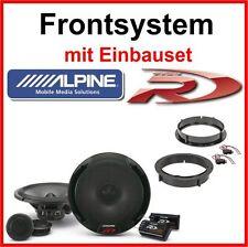 """Alpine """"R-Type"""" cajas de altavoces para VW Golf 4 puertas altavoces delante atrás"""