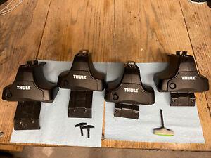 Thule Subaru WRX & Sti 02-07 Roof Rack parts Fit Kit 14120 & Rapid Traverse foot
