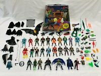 1994 DC Comics Batman & Joker Action Figure Carry Case Filled With All You See.