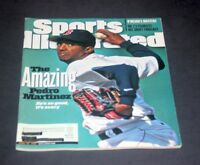 SPORTS ILLUSTRATED APRIL 20 1998 PEDRO MARTINEZ