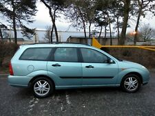 ford focus estate petrol