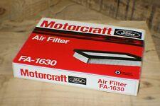 Paper Ford Mercury Sable//Taurus Motorcraft  FA-1683 Air Filter Element