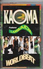 KAOMA-WORLDBEAT[LAMBADA].CASSETTE.