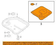 SUBARU OEM 2015 XV Crosstrek Transaxle Parts-Filter 31728AA180