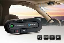 Universal Hands free Bluetooth Car Kit Headset Speaker for all Smartphones