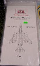 F-4J PHANTOM  VF-41 COLORFUL PHANTOM 1/32 CAM  DECALS 32-017 OOP