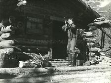 CHARLES BRONSON  DEATH HUNT 1981  VINTAGE PHOTO ORIGINAL