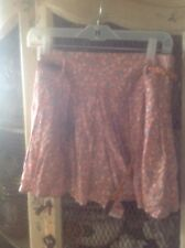 Forever 21 Style Multi-Color Mini Skirt/Shorts Size Small
