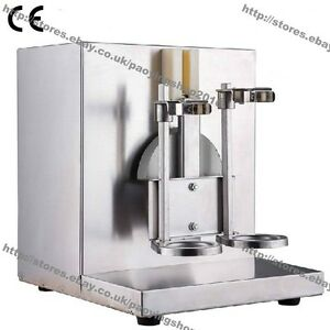 Commercial 110v 220v Electric Auto Boba Tea Bubble Tea Shaker Shaking Machine