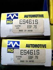 2 Moog ES461S Tie Rod End Adjusting Sleeves Toyota Celica Carina Corolla Corona