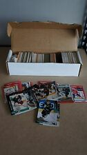 VARIETY HOCKEY CARD LOT OVER 300 IN 660 COUNT BOX