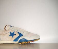 Vtg NOS 1980s Converse One Star Track Spikes Sz. 6 All Running Chuck Taylor