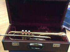 Parrot Vintage Trumpet and Briefcase