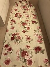 Next Cotton Floral Fully Lined Curtains W225cm L181cm