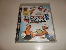 PLAYSTATION 3 Virtua Tennis 3