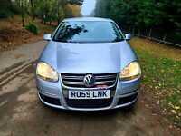 2009 VW JETTA 1.4 PETROL SALOON MANUAL
