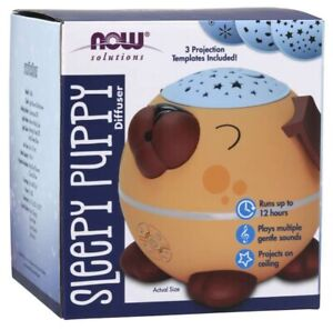 Brand New Now Solutions Sleepy Puppy Essential Oil Diffuser