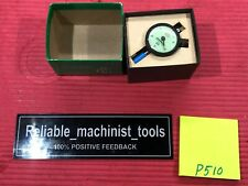 Nos Federal B5m 0005 Dial Indicator Inspection Gage Tool Made In Usa P510