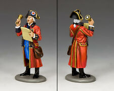 KING AND COUNTRY The Town Crier, WORLD OF DICKENS WoD041 WoD41 Painted Metal