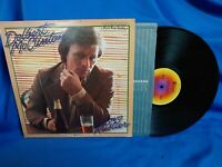 Delbert McClinton LP Love Rustler ABC Records AB-991 Promo 1977