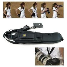 BUY style Focus F-1 Quick Rapid Shoulder Sling Belt Neck Strap f Camera SLR DSLR