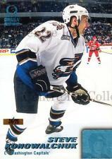 1999-00 Omega Ice Blue #244 Steve Konowalchuk