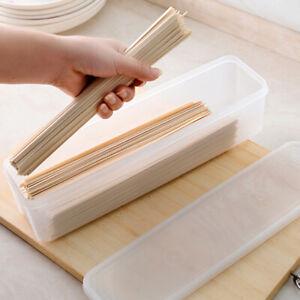 Noodle Storage Box Spaghetti Box Chopsticks spaghetti Boxes Food Container TH TP