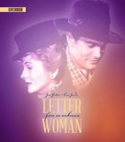 Letter From an Unknown Woman (Olive Signature) [New Blu-ray]