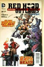 Red Hood and the Outlaws Issue 28 New 52 First Print NM
