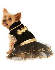 Dc Comics Batgirl Pet Dog Cat Superhero Tutu Halloween Costume Dress