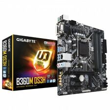 Placa base 1151 CF Gigabyte B360m-ds3h Matx-ddr4