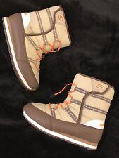 Skechers Girls Winter Boots Size UK 2 | EUR 34 | US 4