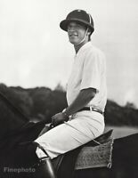 1986 Bruce Weber - Stephen William Polo Player Horse Barbados Photo Gravure