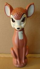 Bambi Soaky Colgate 1960's Walt Disney Productions Exc Cond Free Shipping