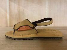TIMBERLAND CABO SLIDE WHEAT SANDAL TODDLER INFANT TD  SZ 12 C  18848