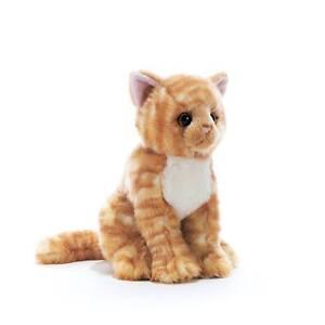 Plush & Company 15863 Peluche Gatto Soriano Fulvo L 25 CM. cat chat