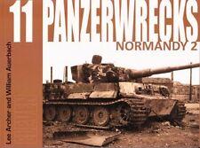 Panzerwrecks 11, Normandy  Band 2, NEU &