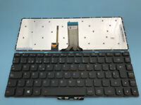 For Lenovo IdeaPad U31-70 U41-70 S41-35 S41-70 S41-75 Spanish Keyboard Backlit