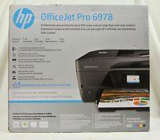 HP OfficeJet Pro 6978 All-In-One InkJet Printer -  Wireless NEW!