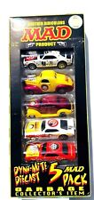 RACING CHAMPIONS MAD MAGAZINE DYNO-MITE 5 PACK  SET 1:64 SCALE