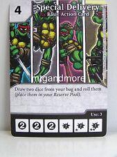 Dice Masters - #056 Basic Special Delivery - Teenage Mutant Ninja Turtles