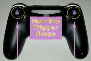 Purple Scuf Replacement Trigger Stop Replace Hair Stops Impact Vantage Infinity